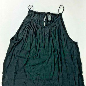 Ann Taylor Factory Womans Thin Strap Tank Top Size